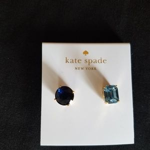 Kate Spade Mismatched Earrings